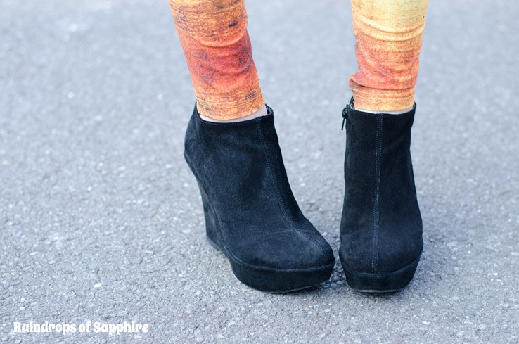 black-wedge-boots