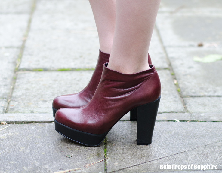 chloe-burgundy-booties
