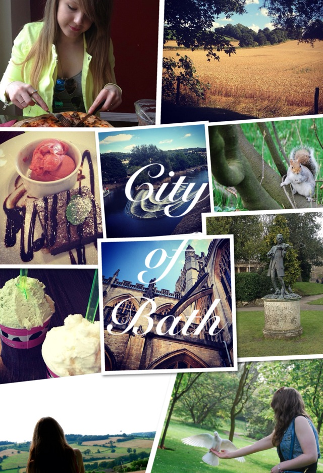 city of bath collage lornaraindrops My Favourite Places In The City Of Bath