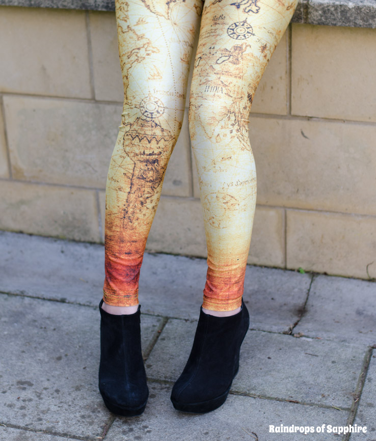 orange-yellow-map-leggings