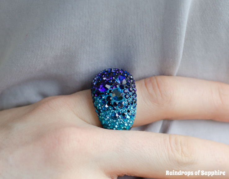 swarovski-chic-blue-purple-ring