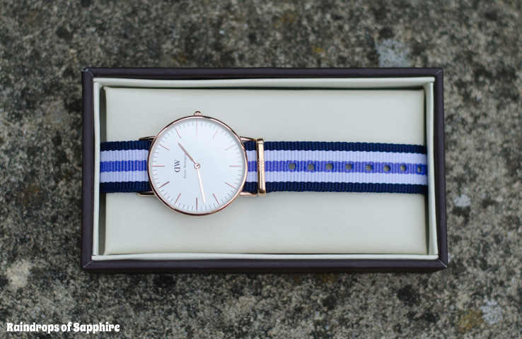 daniel-wellington-purple-gold-watch-strap