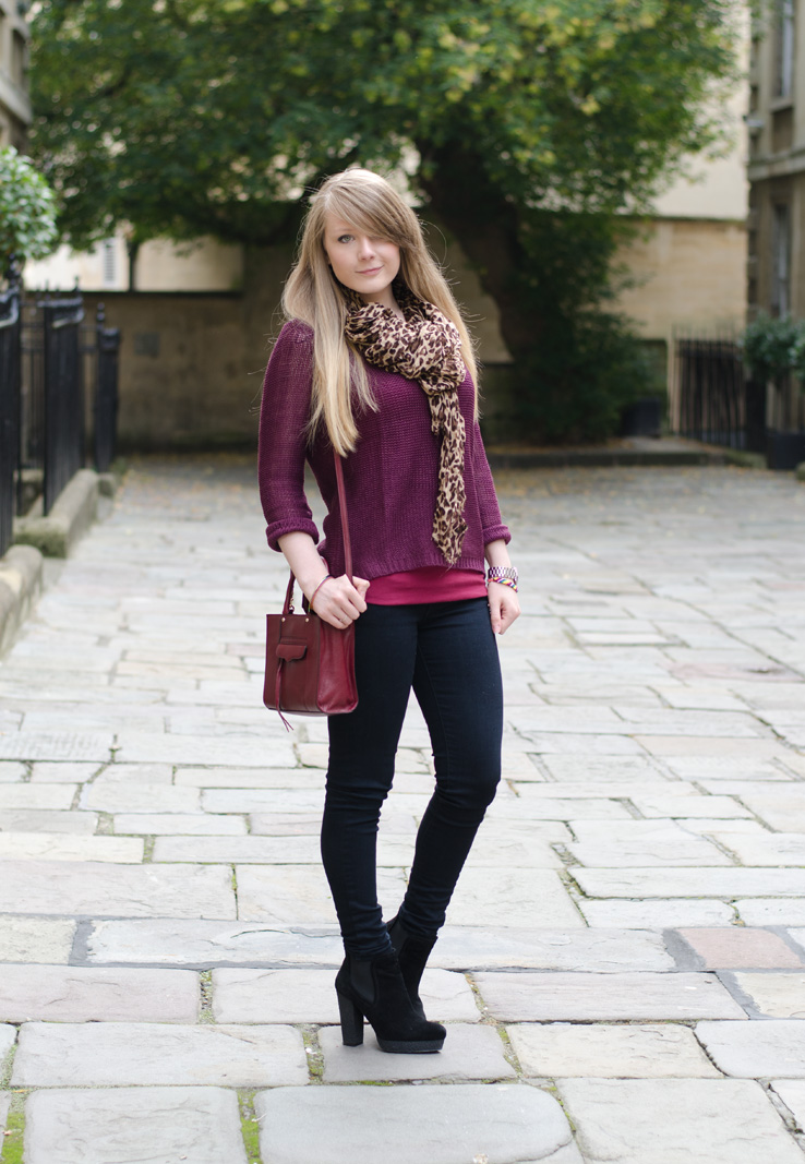 h&m-purple-jumper-black-skinny-jeans