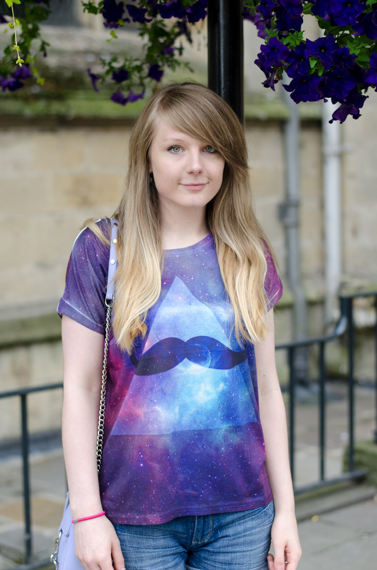 lorna-burford-purple-triangle-mustache-galaxy-top