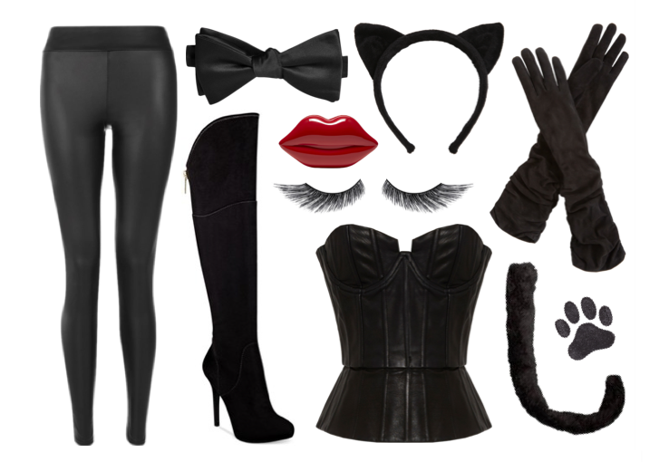 black-sexy-cat-costume-outfit-halloween