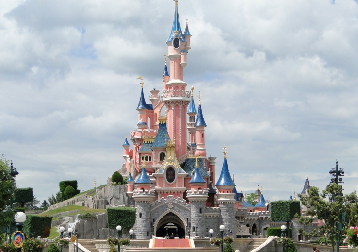 disneyland-paris-castle