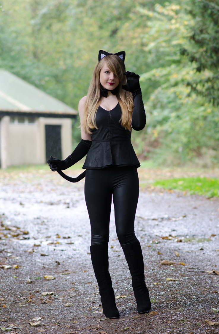 lorna-burford-sexy-black-cat-outfit