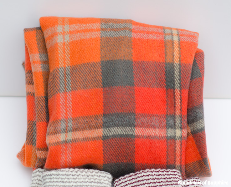 topshop-orange-plaid-scarf