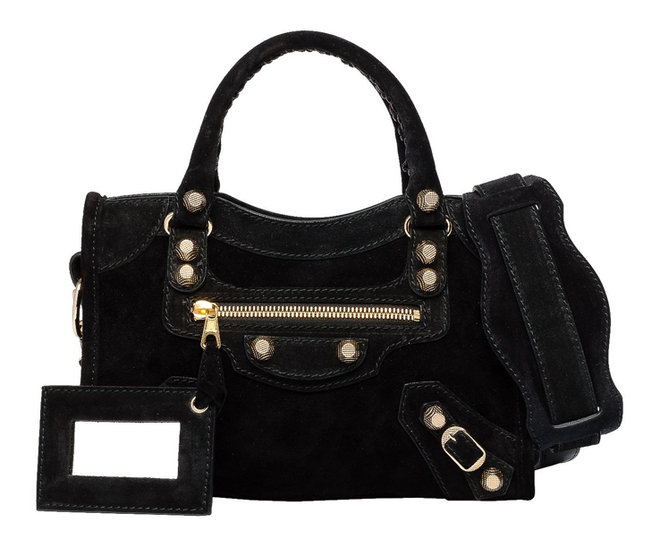 balenciaga-baby-daim-giant-mini-city-black-suede
