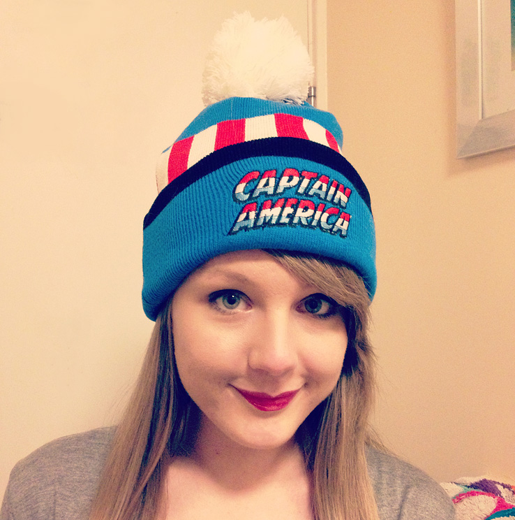 lorna-burford-captain-america-hat