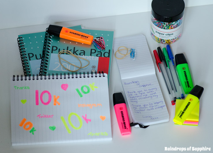 stationary-highlighters