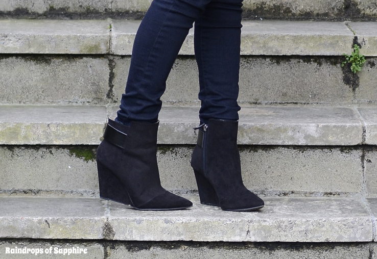 isabel-marant-black-wedge-boots-zara