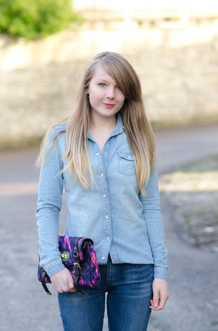 lorna-burford-denim-shirt-mulberry-bag