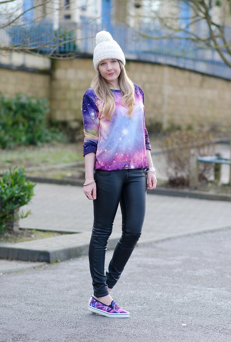 lorna-burford-galaxy-shoes-jumper-sweater-leather-pants