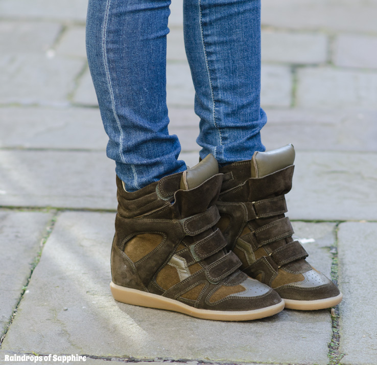 isabel-marant-khaki-brown-green-bekket-bekett-sneakers