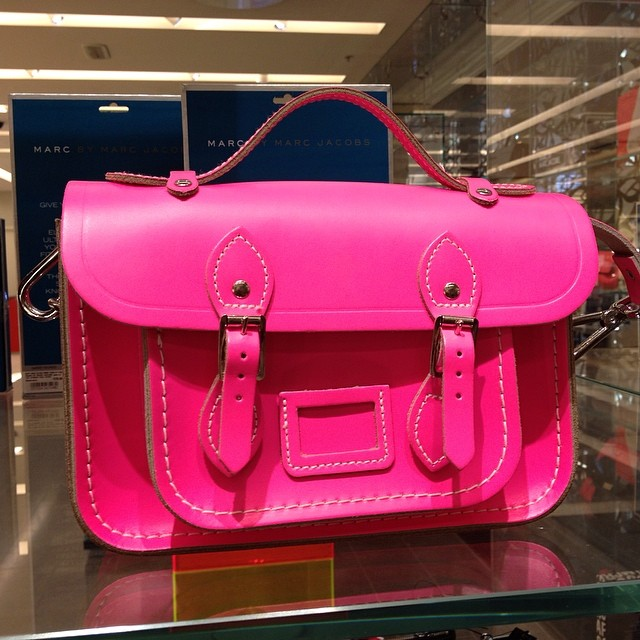 lorna-raindrops-pink-cambridge-neon-mini-satchel