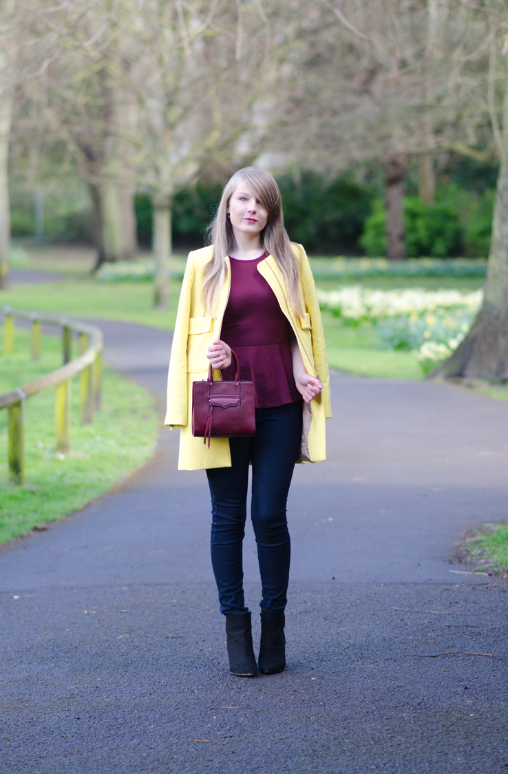 zara-yellow-zip-coat
