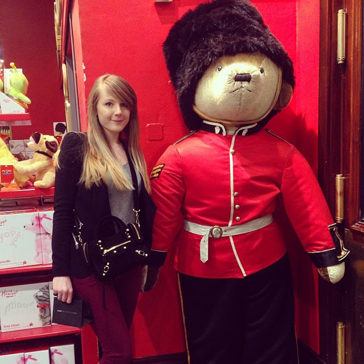 london lorna burford hamleys My 6 Year Anniversary London Holiday Via Instagram