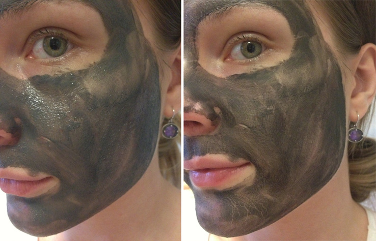 origins charcoal mask dried My Skin Care Routine: Jan Marini, Liz Earle & Origins
