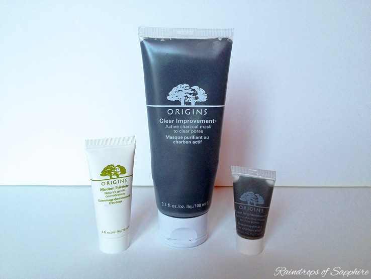 origins charcoal mask modern frictions cream My Skin Care Routine: Jan Marini, Liz Earle & Origins