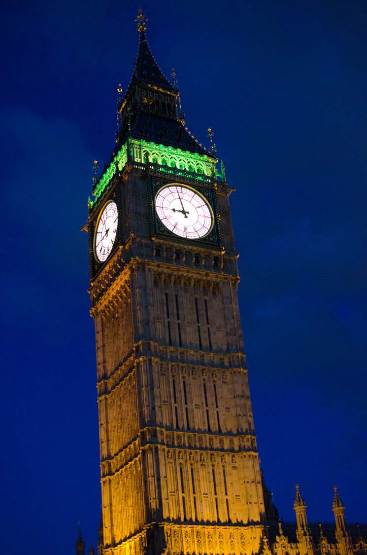 big ben at night up close Outfits, Sightseeing & More From London