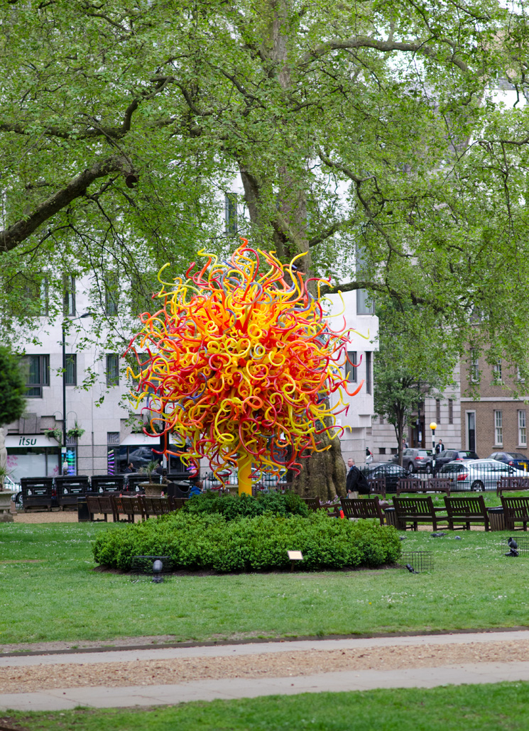 london spiral park decoration Outfits, Sightseeing & More From London