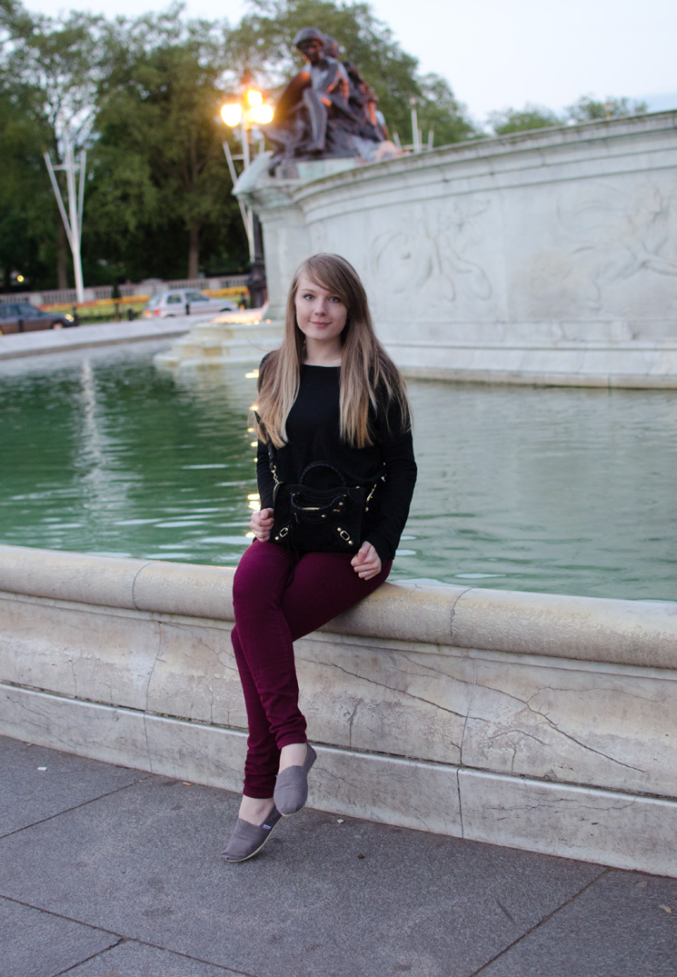 lorna burford fountain Outfits, Sightseeing & More From London