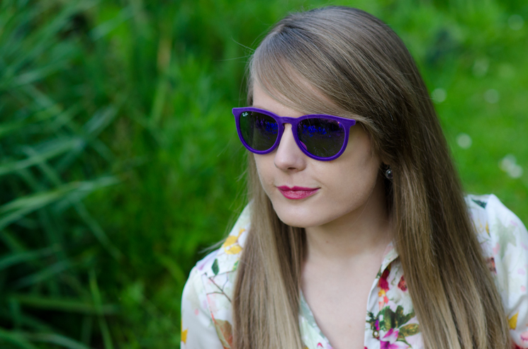 lorna-burford-ray-ban-erika-purple-sunglasses
