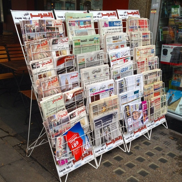 london-newspapers