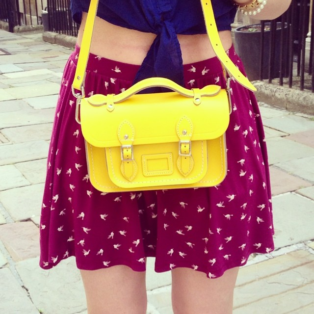 mini-cambridge-satchel-yellow