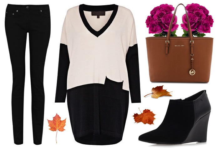 get lorna burford fashion bloggers look Creating My Autumn Inspired Outfits