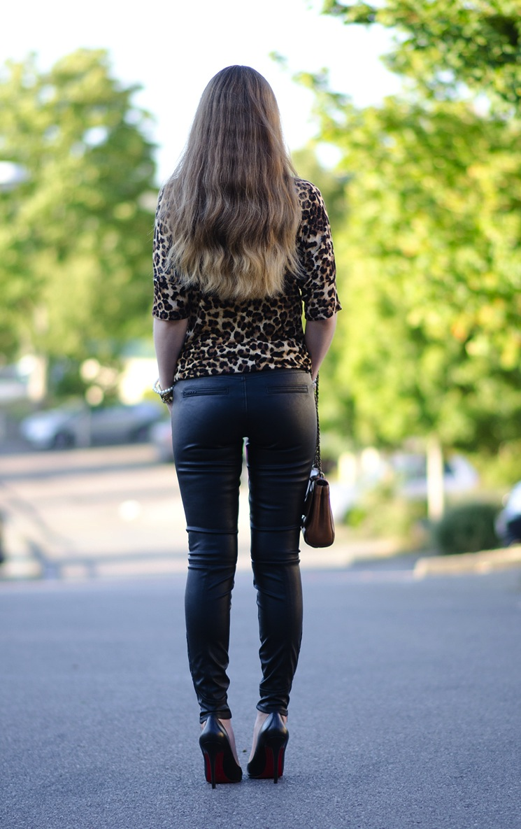 Brilliant Leather Leather Leather Blog Lady In Tight Leather Pants Amp Leather