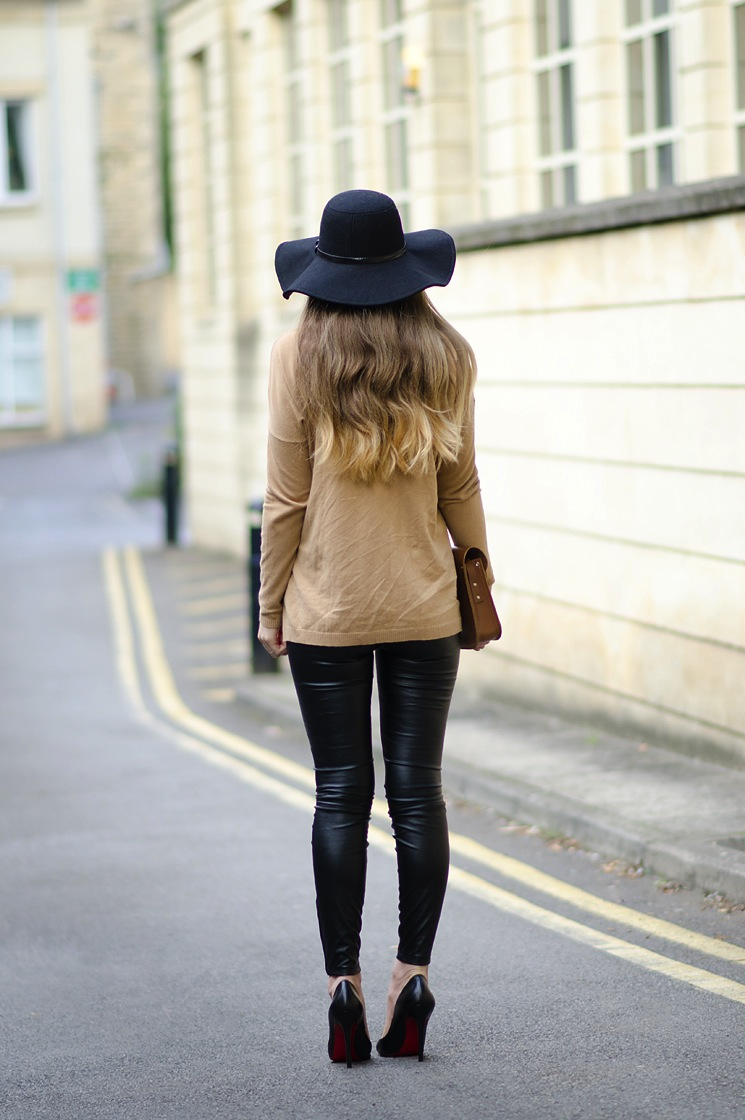 blonde-ombre-hair-hat