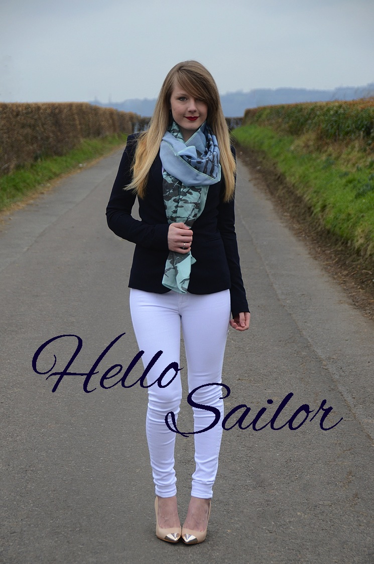 lorna burford sailor outfit Sailor Inspired Outfits With Crew Clothing