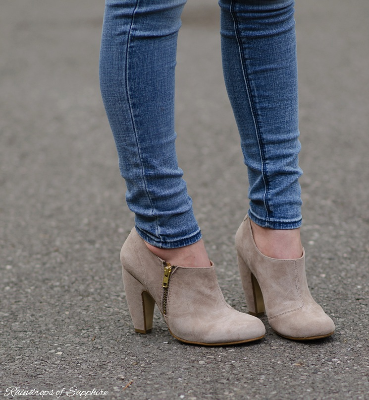 river island boots The American Eagle Sky High Jeggings