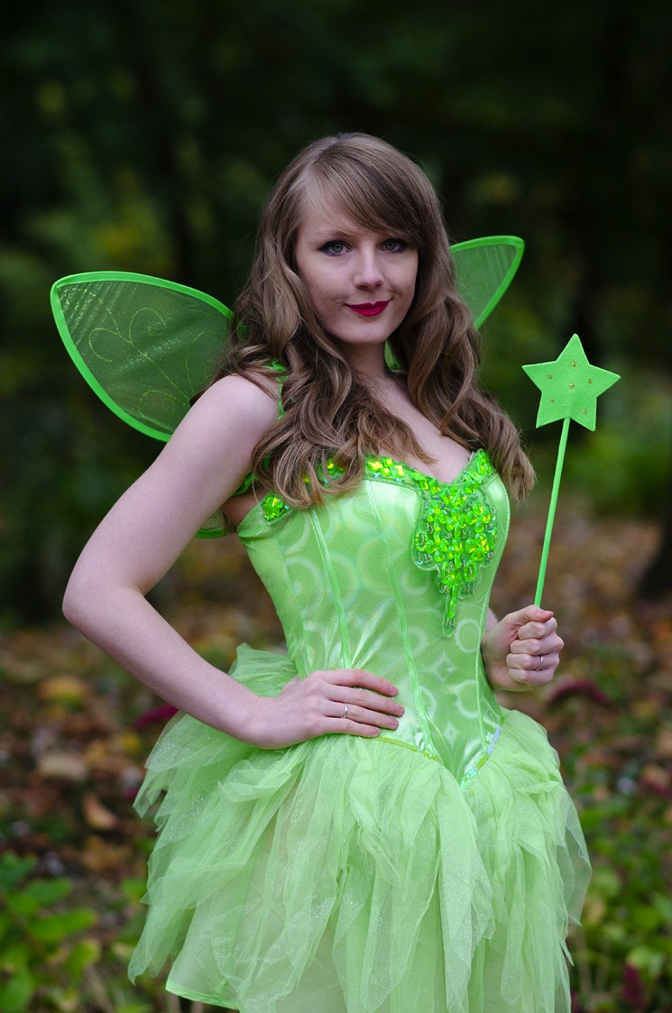 from Theo adult sexy tinkerbell costume