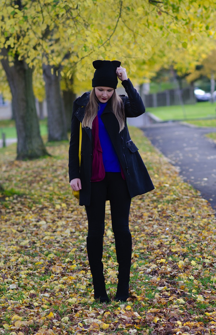 raindrops-of-sapphire-autumn-outfit-duo-boots