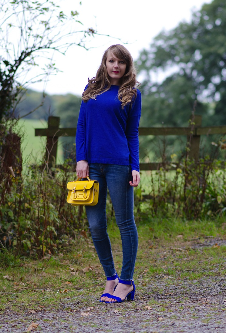cobalt-blue-jumper-sweater-shoes-with-jeans – Raindrops of Sapphire
