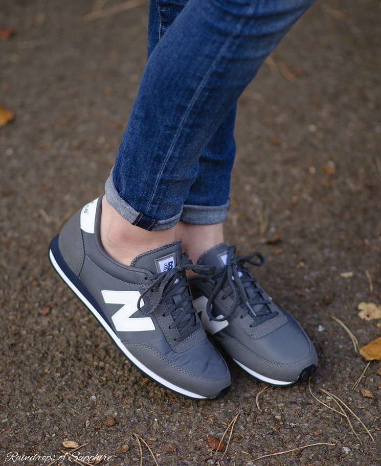 new balance grey 410 sneakers trainers Getting In The Christmas Spirit
