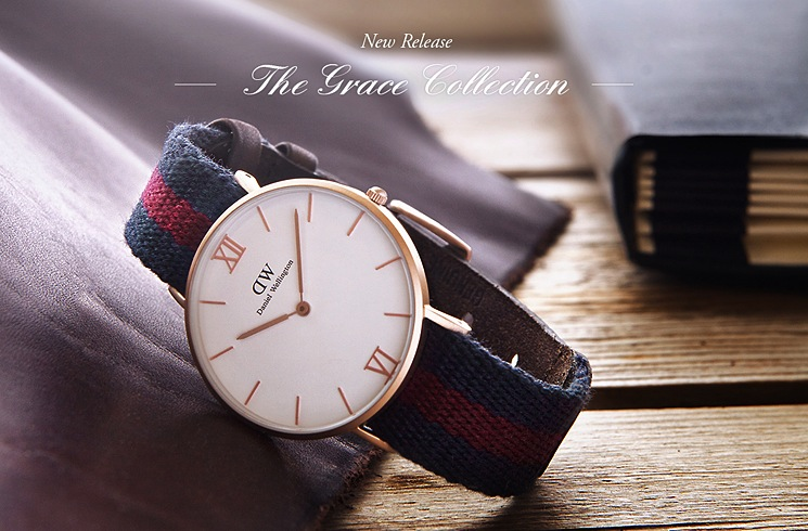daniel wellington grace watch 2 My New Daniel Wellington Grace London Watch