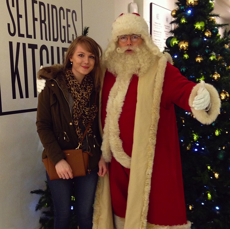 lorna burford real santa claus father christmas An Early Christmas In London