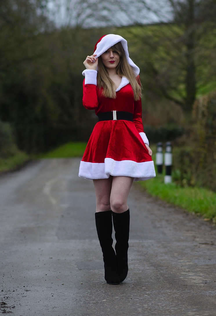 Mrs Claus Costumes - Adult, Sexy Mrs