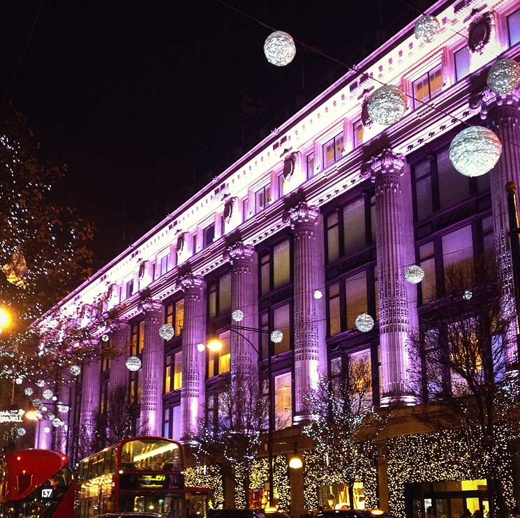 selfridges-christmas-london