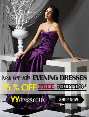 Evening Dresses 80% OFF on YYDress.co.uk