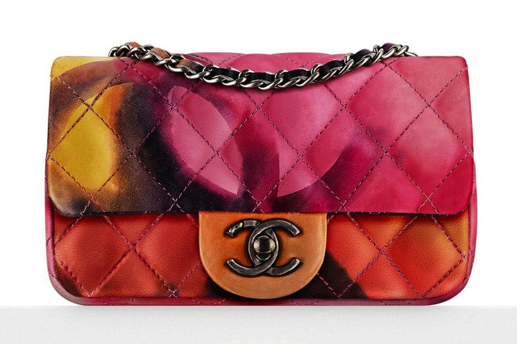 chanel-printed-flap-bag
