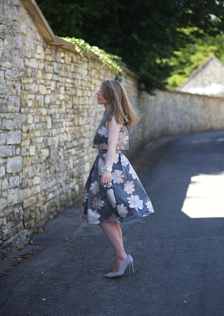 fashion-blogger-coast-metallic-shola-dress