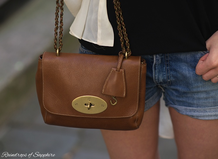 Mulberry Lily Bag Oak Brown