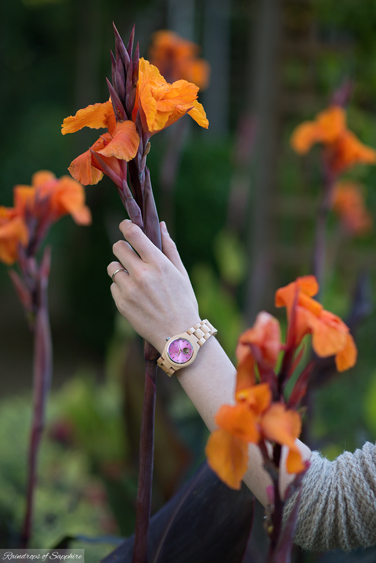 jord-pink-wooden-watch-review