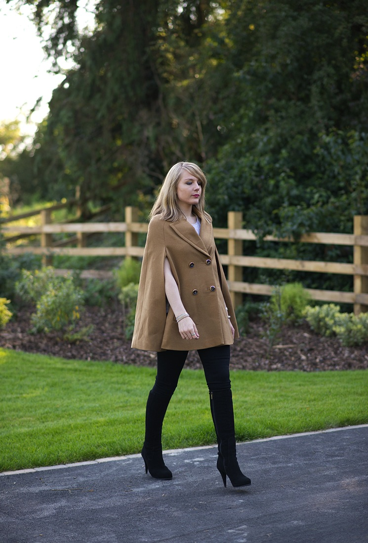 topshop-camel-cape-coat