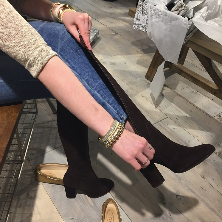 trying-on-boots